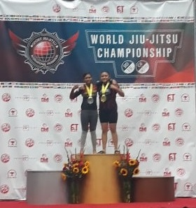 podium no gi