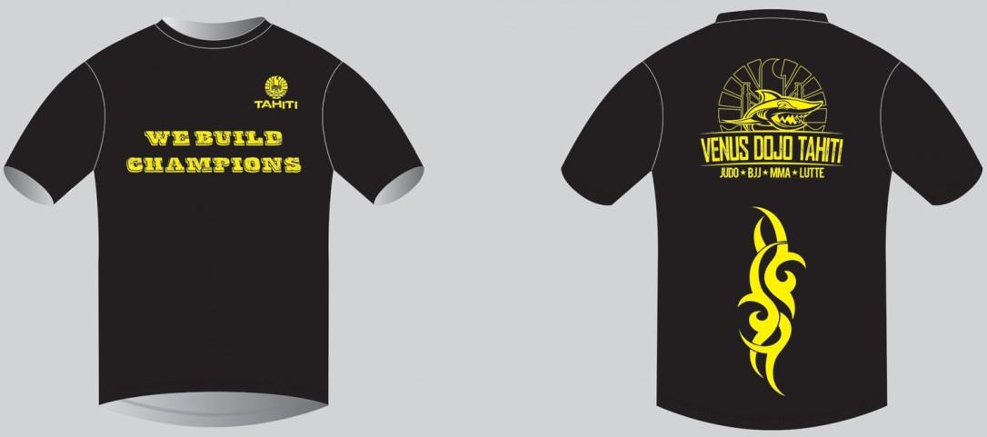 Tee Shirt VDT 2020
